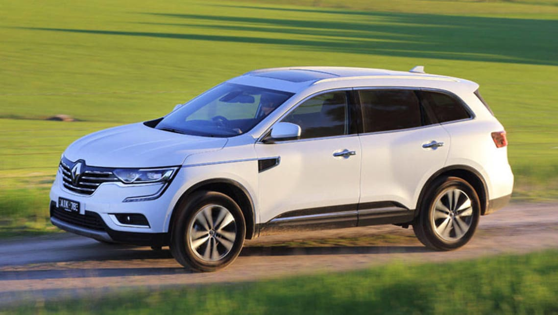 Renault Koleos Intens 2016 Review Carsguide