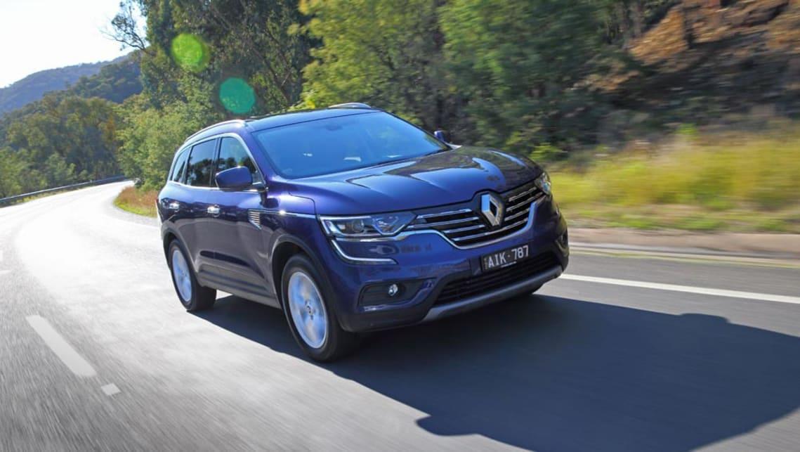 Renault koleos 2016 review