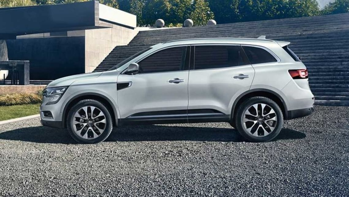 Land Rover Reno >> Renault Koleos 2016 | new car sales price - Car News | CarsGuide