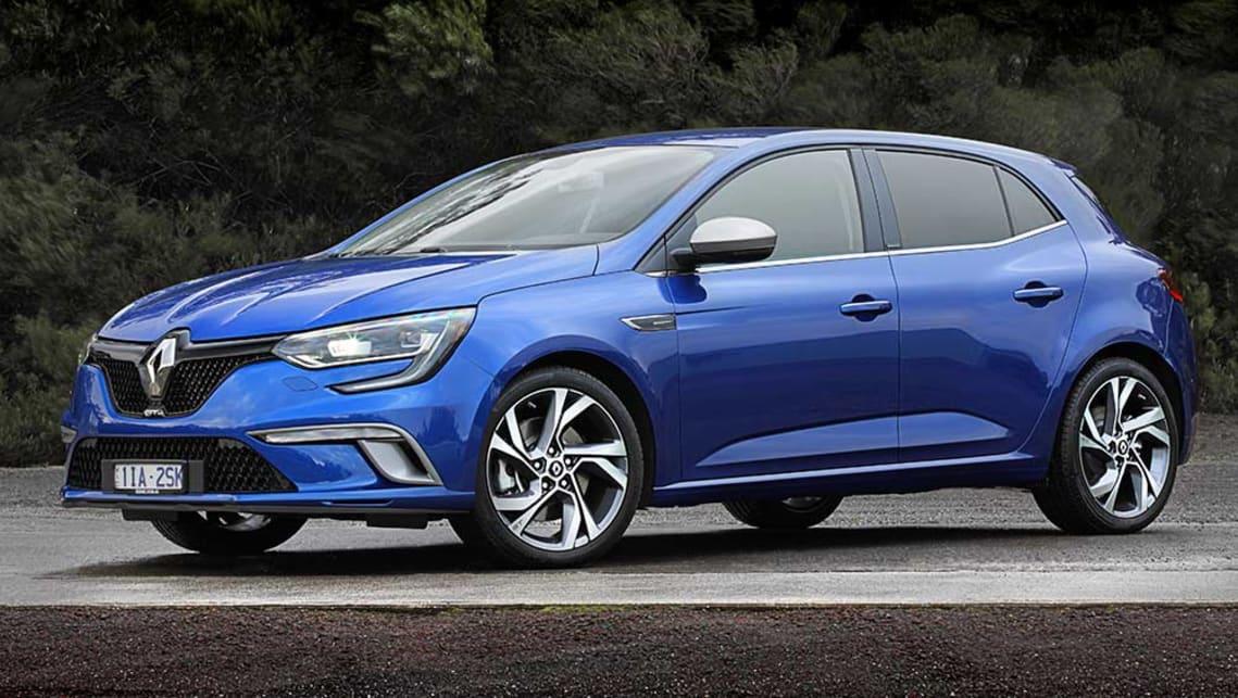 Renault megane price