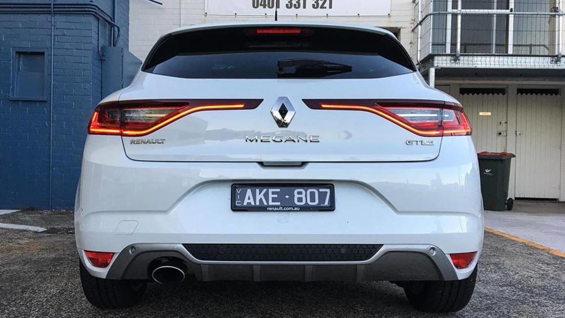 Renault megane gt line review