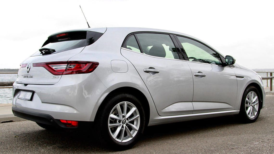 renault megane zen hatch 2016 review carsguide. Black Bedroom Furniture Sets. Home Design Ideas