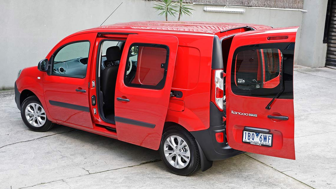 renault kangoo maxi crew 2014 review carsguide. Black Bedroom Furniture Sets. Home Design Ideas