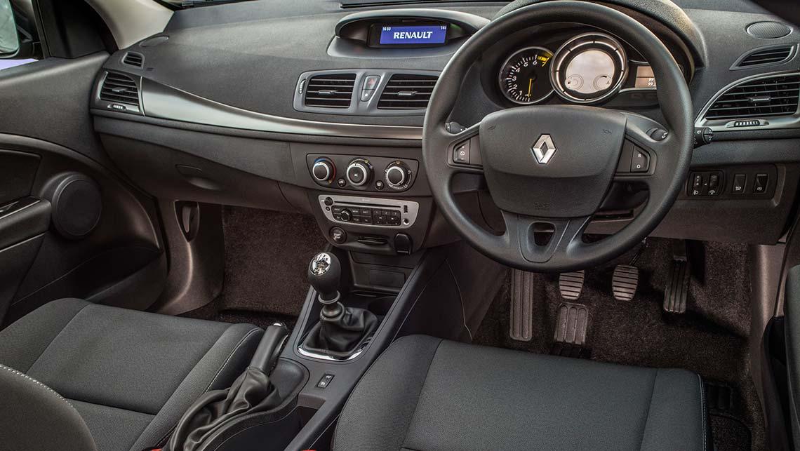 Renault megane gt220 2014 review carsguide for Interior renault megane