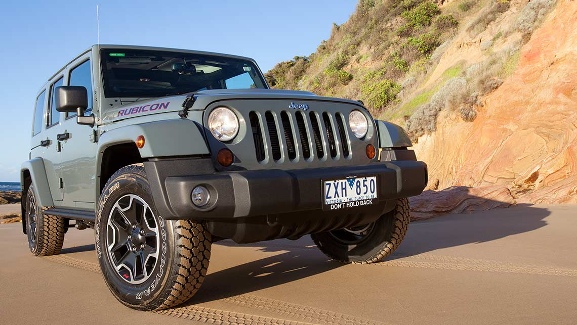 A Special 10th Anniversary Edition Of Jeepu0027s Hard Core, Offroader.