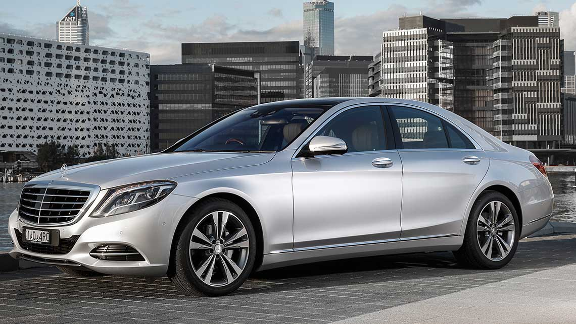 Mercedes benz s300 bluetec hybrid 2014 review carsguide for Mercedes benz 300 s