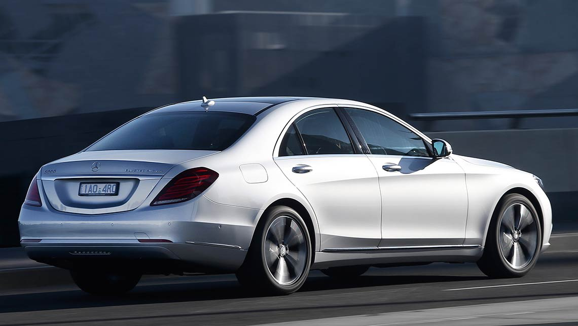 Mercedes benz s300 bluetec hybrid 2014 review carsguide for Mercedes benz bluetec diesel