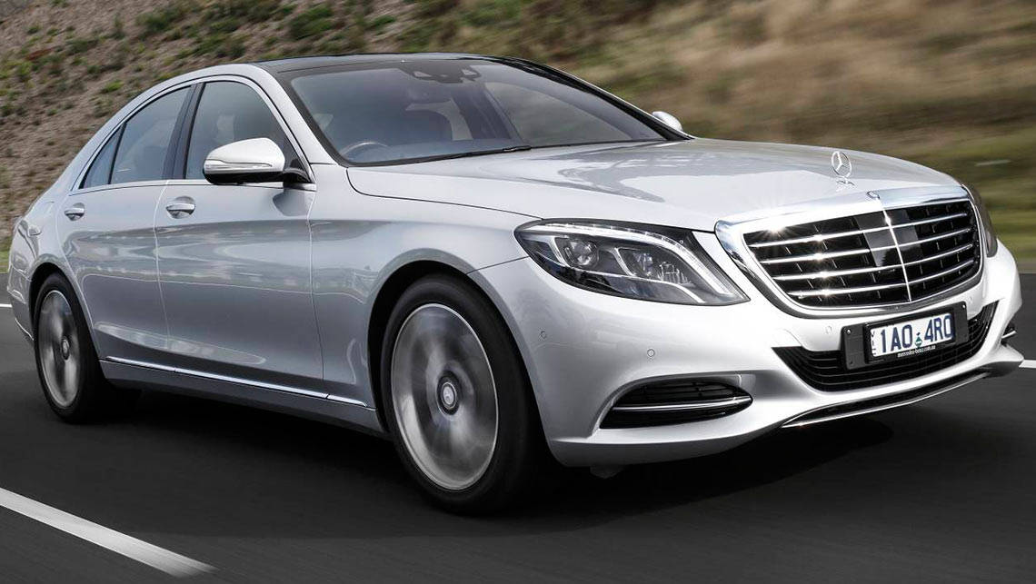 Mercedes benz s class s300 2014 review carsguide for 2014 mercedes benz s550 review