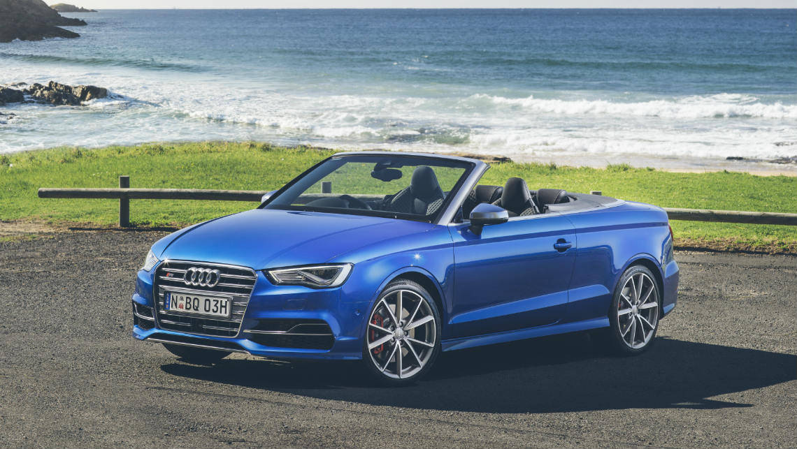 2015 audi s3 cabriolet review carsguide. Black Bedroom Furniture Sets. Home Design Ideas