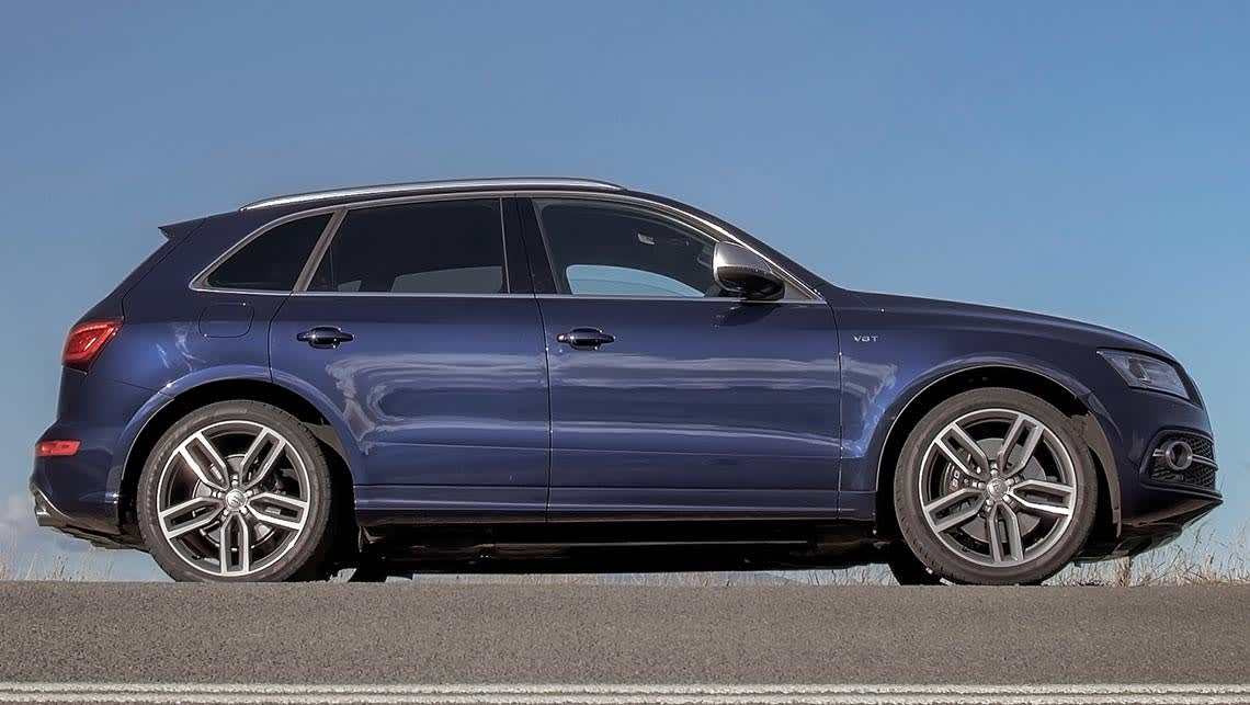 Audi Sq5 2015 Review Carsguide