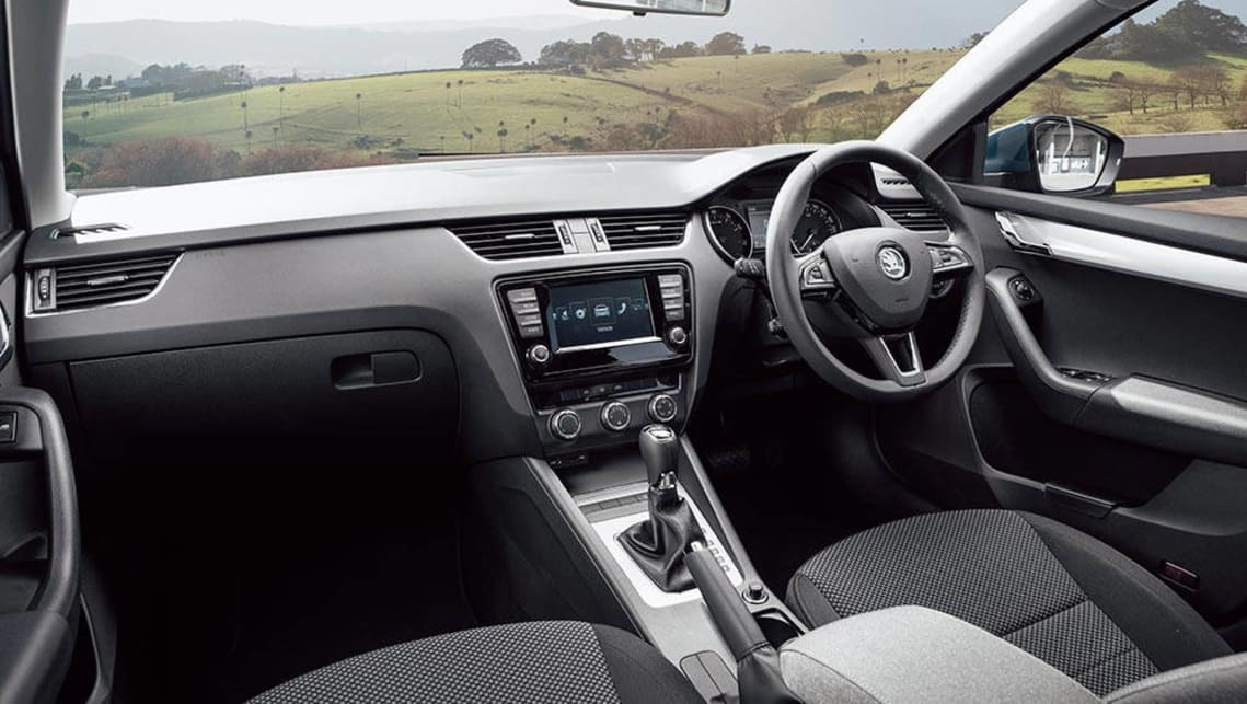 Expert Rating Reviews >> Skoda Octavia Ambition 110TSI wagon 2016 review: snapshot ...