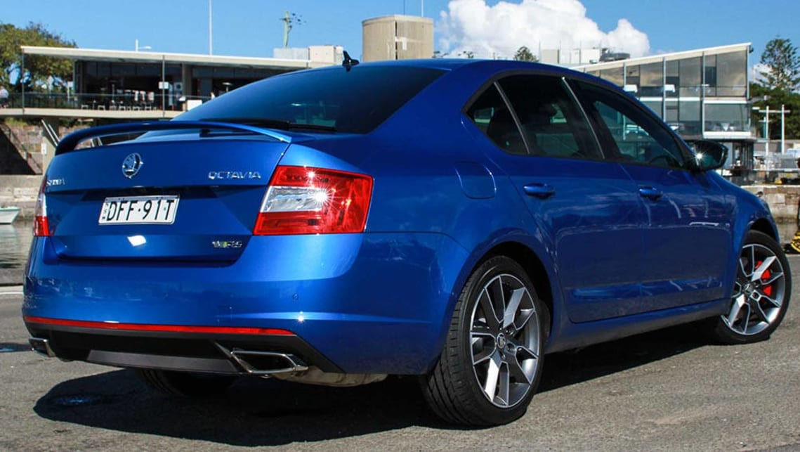 Skoda Octavia RS 162TSI sedan 2016 review | road test ...