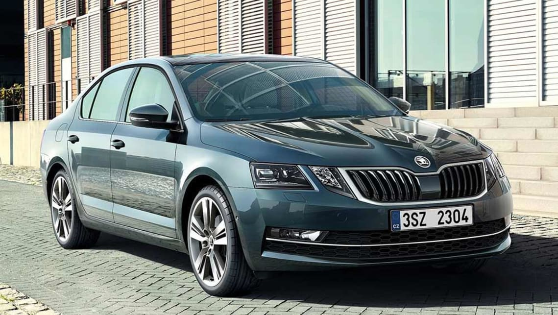 2017 skoda octavia confirmed for july   car news carsguide