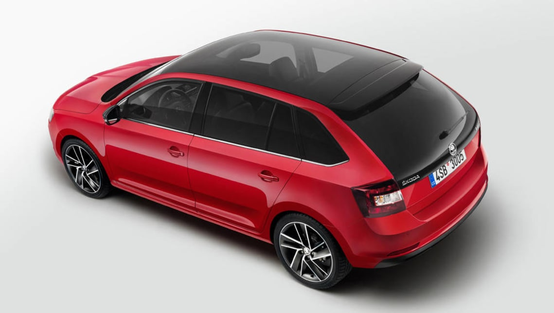 2017 skoda rapid revealed car news carsguide. Black Bedroom Furniture Sets. Home Design Ideas