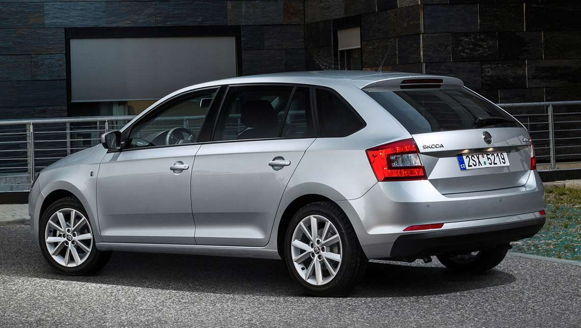Skoda Rapid 2014 Review Carsguide