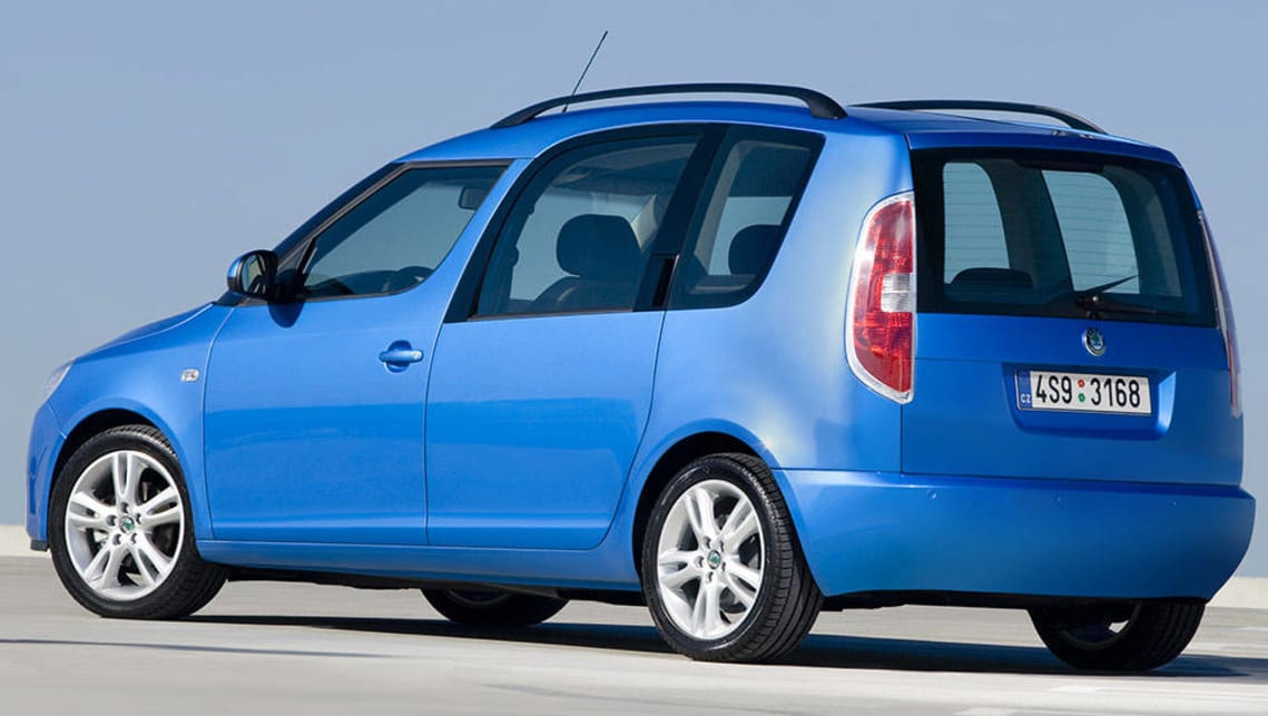 used skoda roomster review: 2007-2014 | carsguide