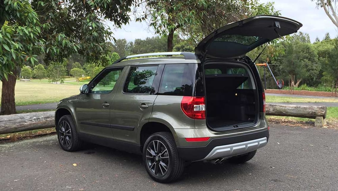 Skoda Yeti 4x4 Outdoor 110tsi 2017 Review Carsguide