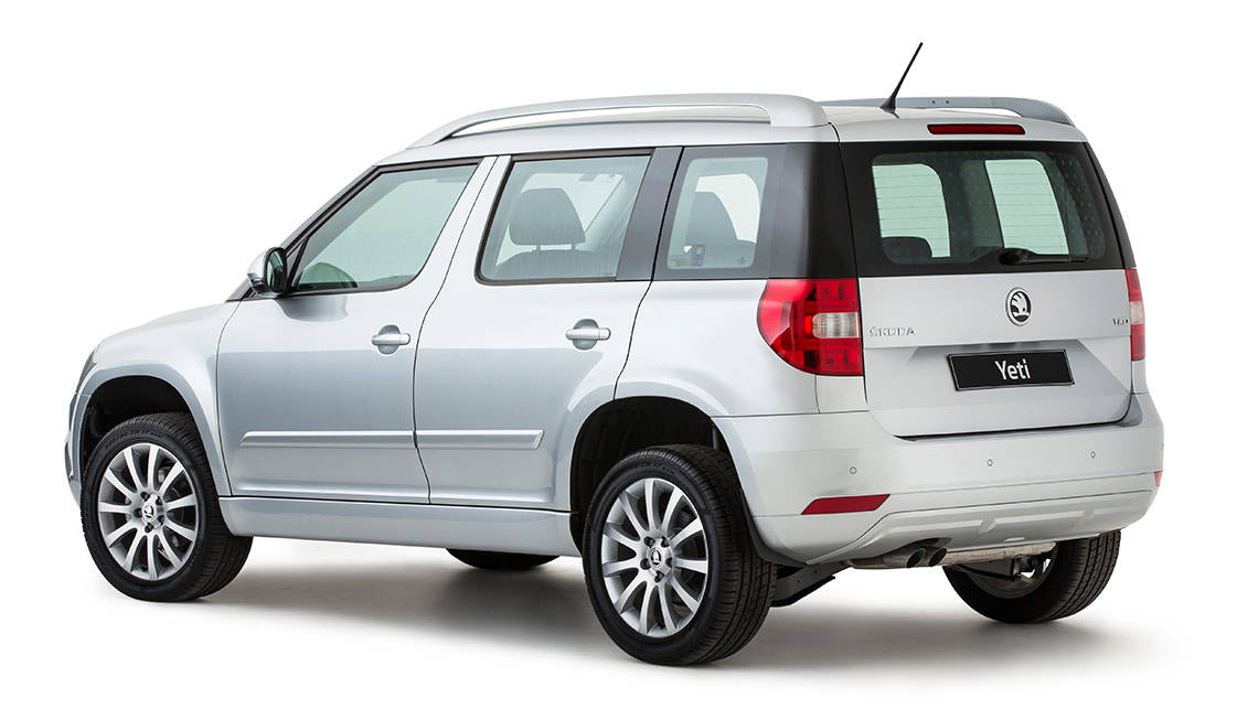 Skoda Yeti Review Carsguide