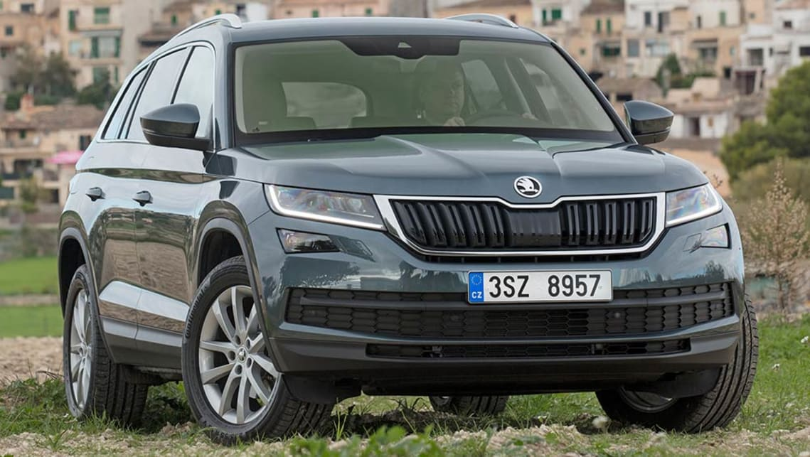 Innovative Skoda Kodiaq 2017 Review  First Drive Video  CarsGuide