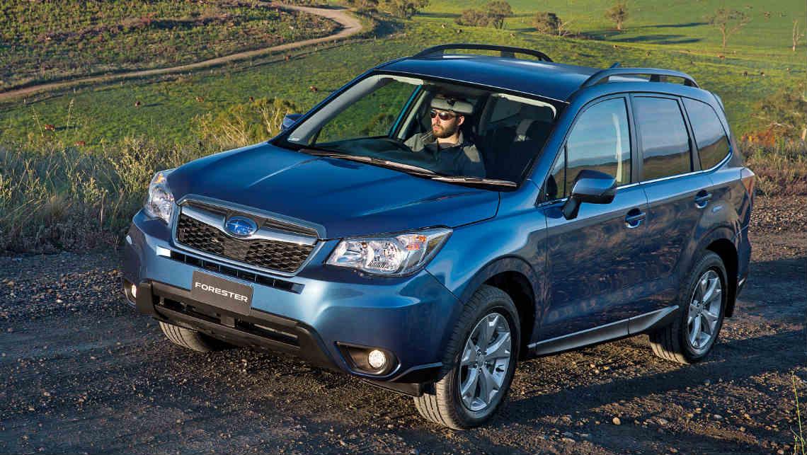 Subaru forester diesel automatic