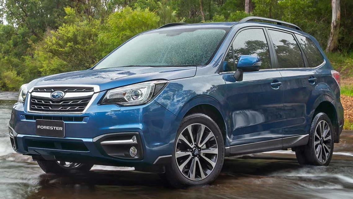 Subaru Forester 2 5i S 2016 Review Carsguide