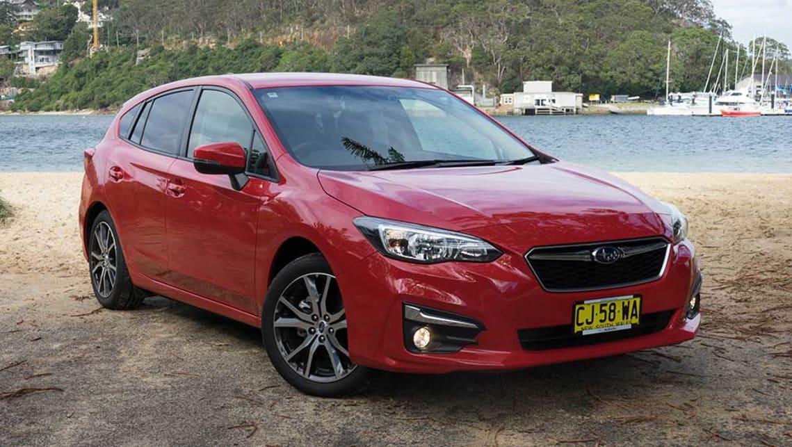 Subaru Impreza 2.0i-L hatch 2017 review | CarsGuide