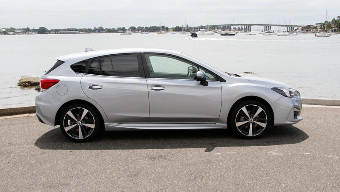 Subaru Impreza 2 0i S Hatch 2017 Review Road Test