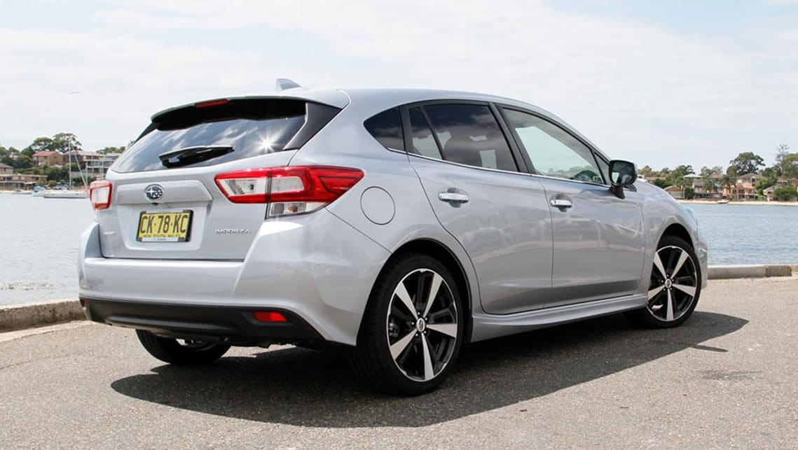 Subaru Impreza 2 0i S Hatch 2017 Review Carsguide
