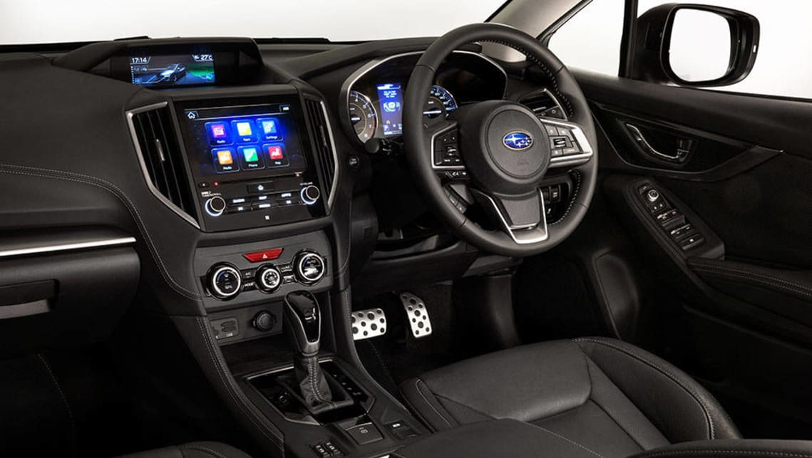 Subaru Impreza 2017 Review Carsguide