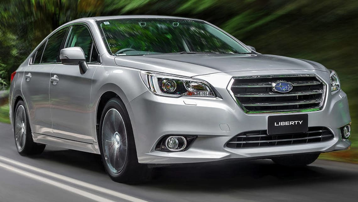 Subaru liberty 2016 price
