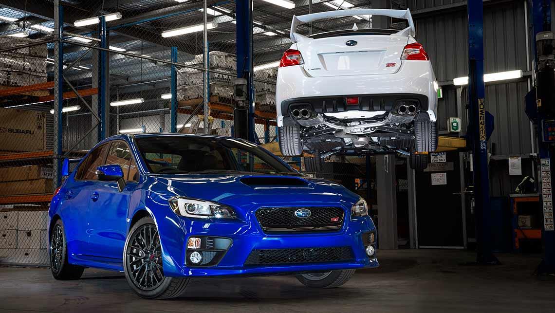 Subaru Australia eying return to factory motorsport - Car News ...