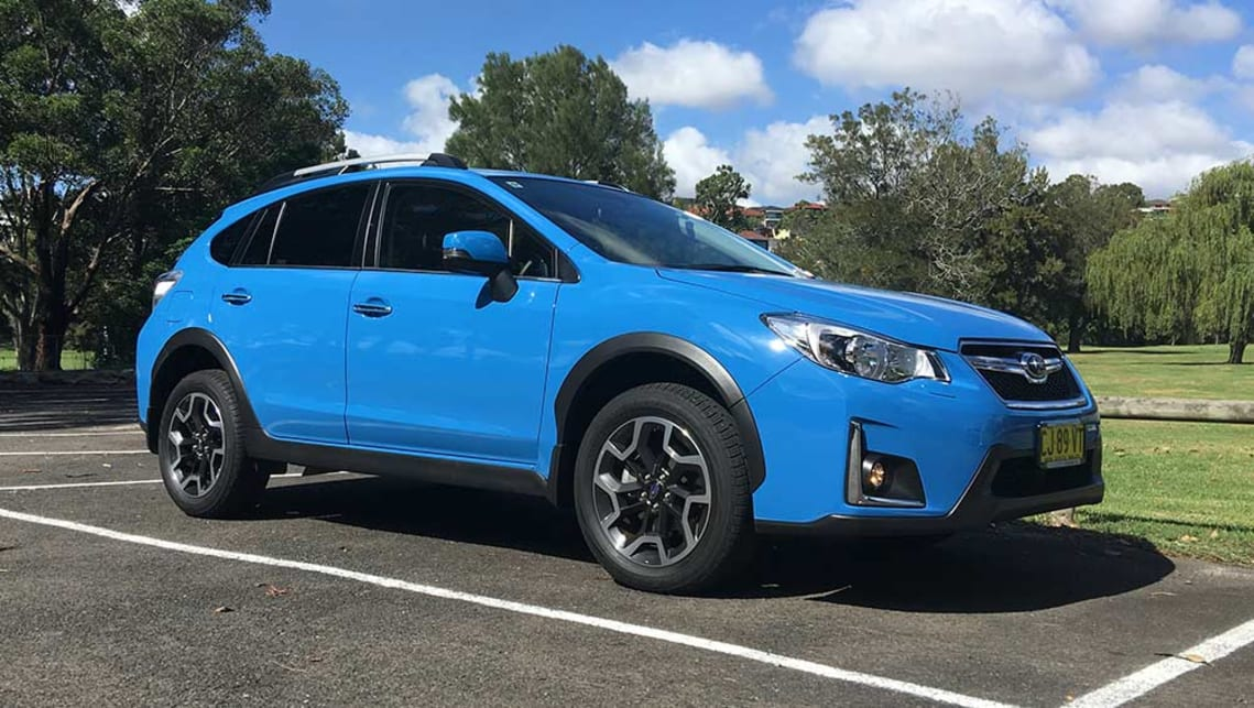 Subaru Xv 2016 Review Carsguide