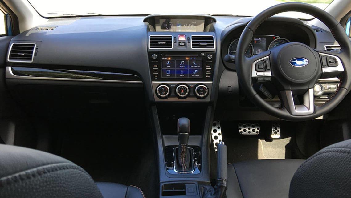 subaru xv manual transmission
