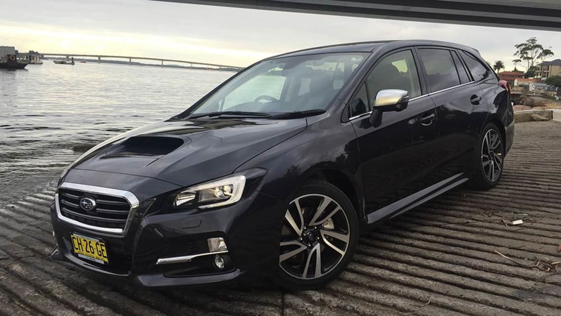 Subaru Build Your Own >> Subaru Levorg 2.0GT-S 2016 review | road test | CarsGuide