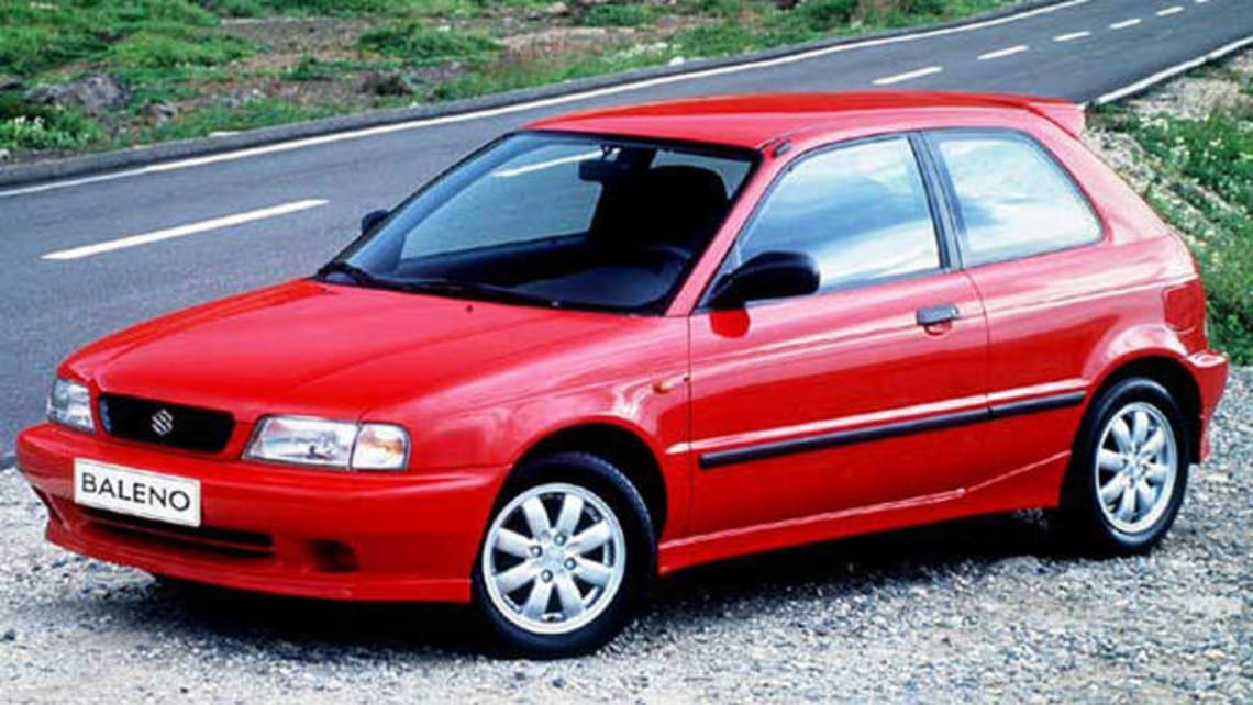 Used Suzuki Baleno Review 1995 2001 Carsguide