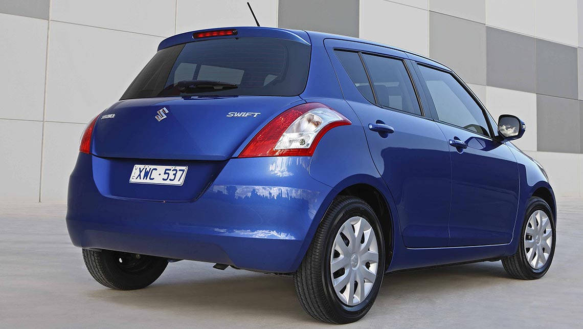 Suzuki Swift Used Review 2011 2013 Carsguide