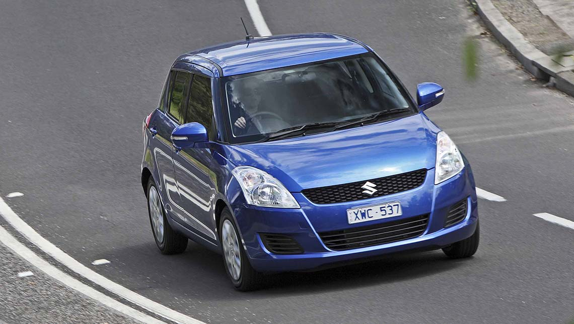 Used Suzuki Swift Review 2011 2013 Carsguide
