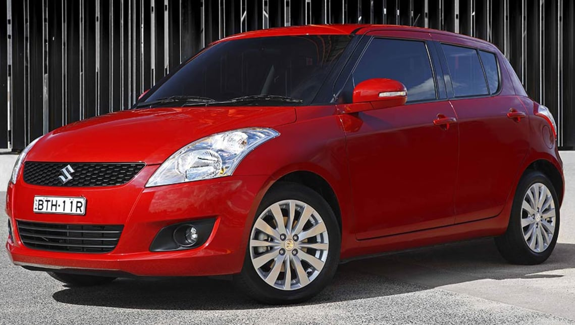 2007 suzuki swift market value