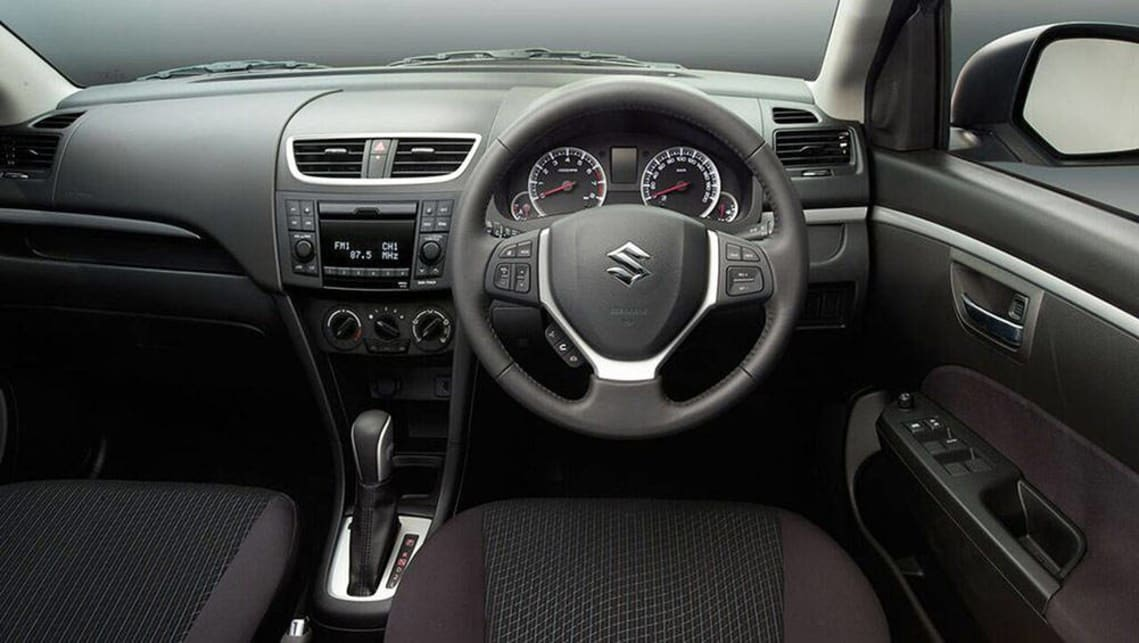 2016 suzuki swift glx review road test carsguide. Black Bedroom Furniture Sets. Home Design Ideas