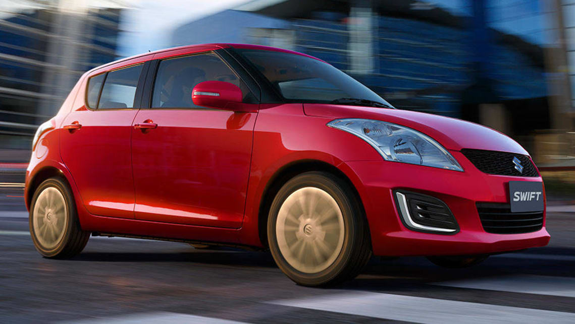 Suzuki Swift GLX 2016 review  CarsGuide
