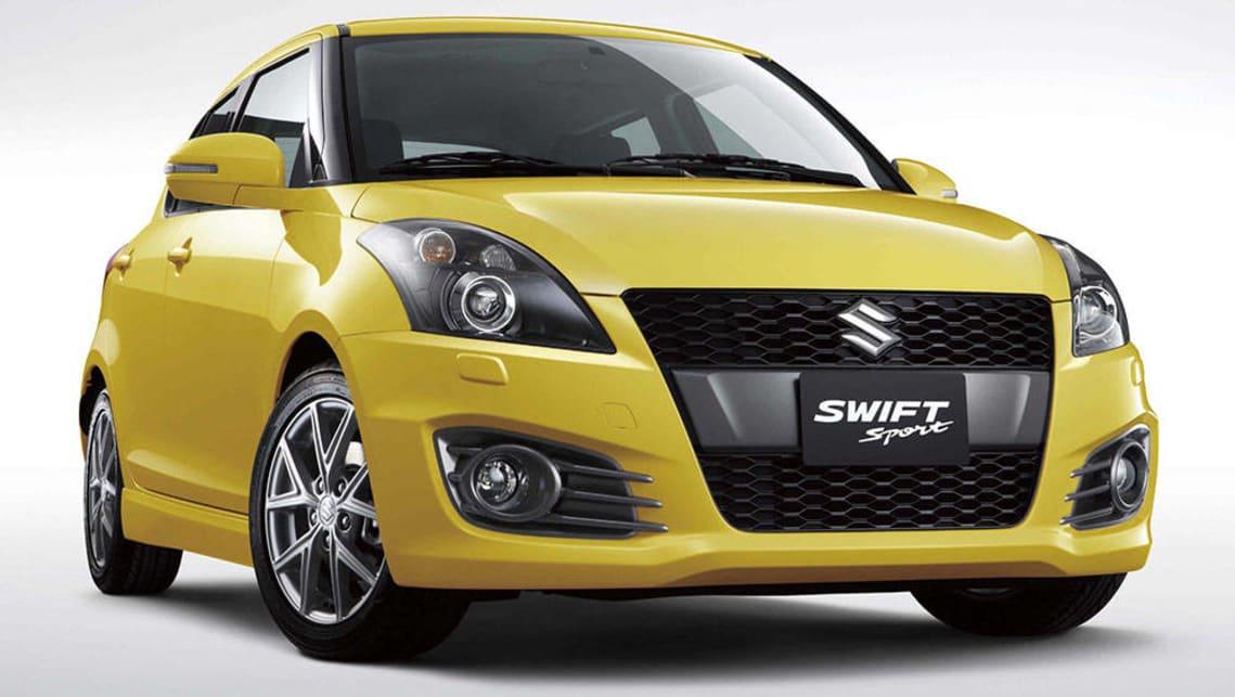Suzuki Swift Gti Specs
