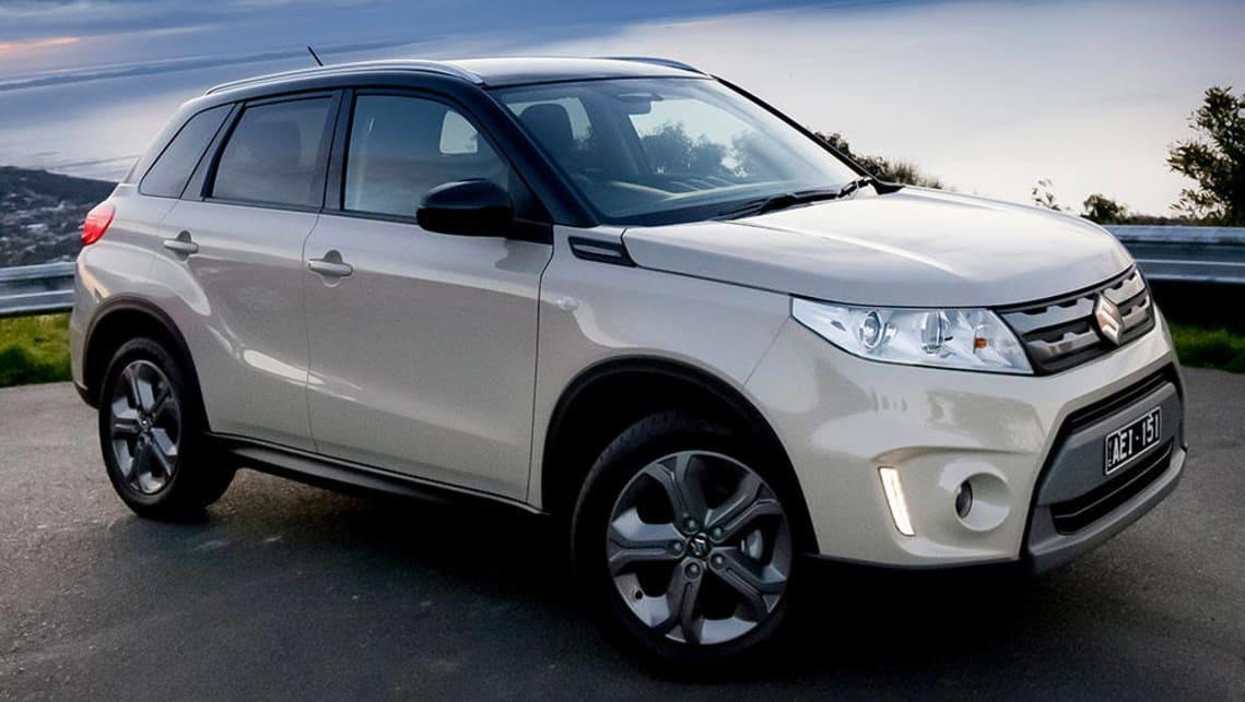 Suzuki vitara rt-s