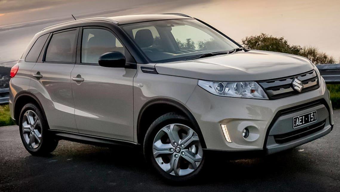 Suzuki suv 2016