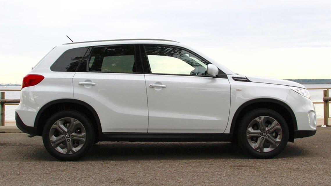 Suzuki Vitara Rt S Review