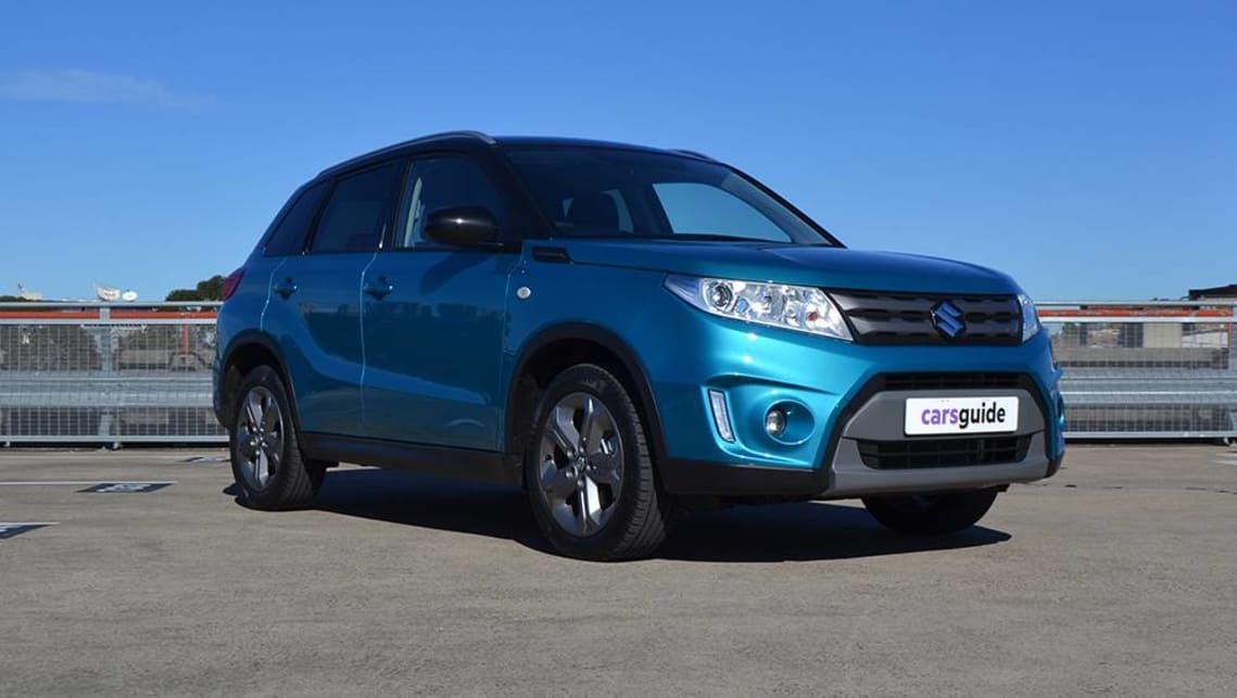 Suzuki Vitara 2018 review   CarsGuide