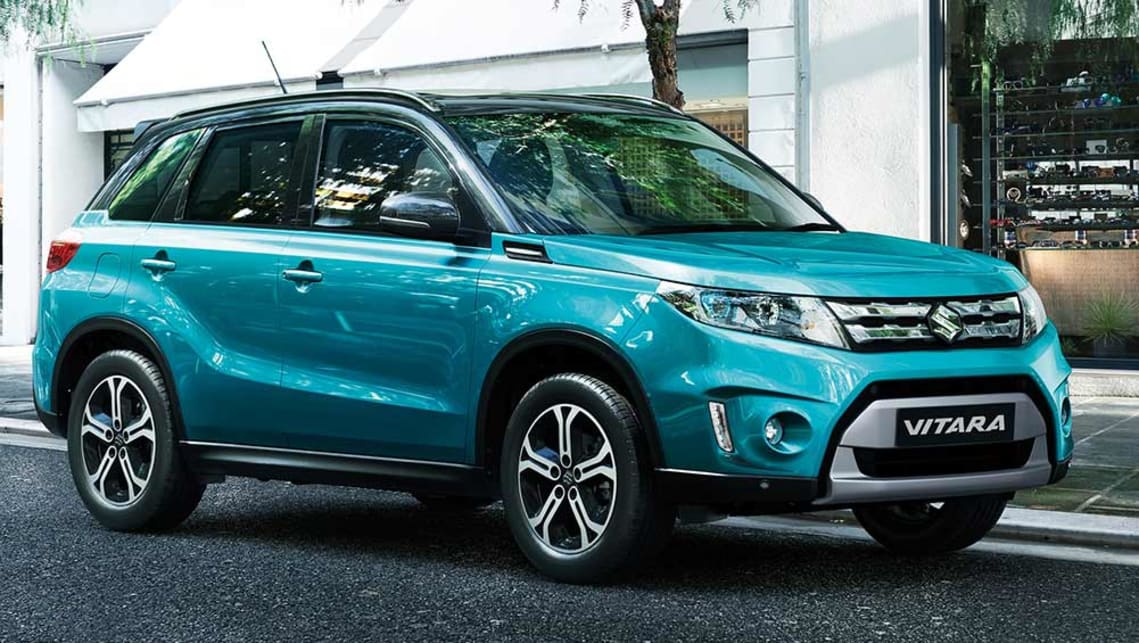 2015 Suzuki Vitara Rt X Review Road Test Carsguide