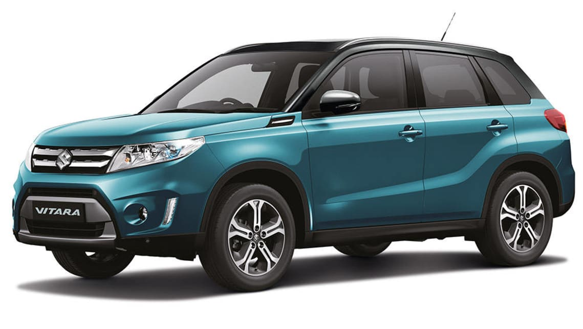 Suzuki Vitara   Fuel Consumption