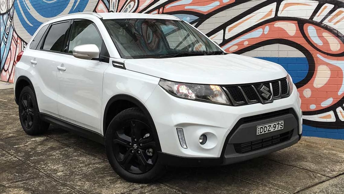 Suzuki Vitara S Turbo 2016 Review Carsguide