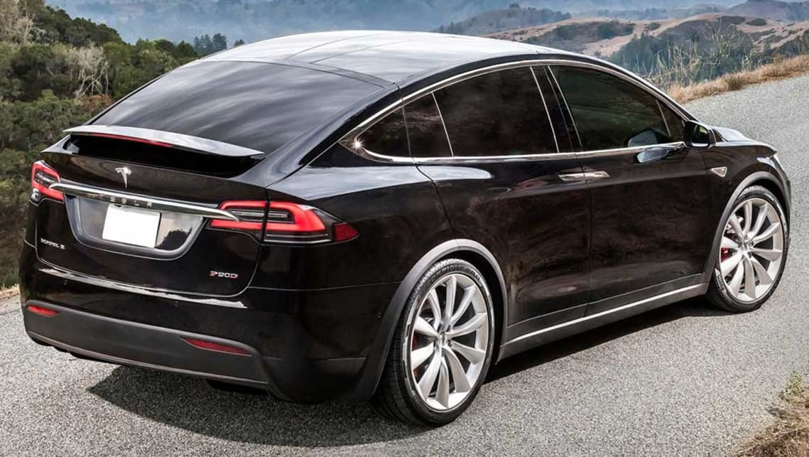 Tesla Model X Suv Will Tow 2500kg Car News Carsguide