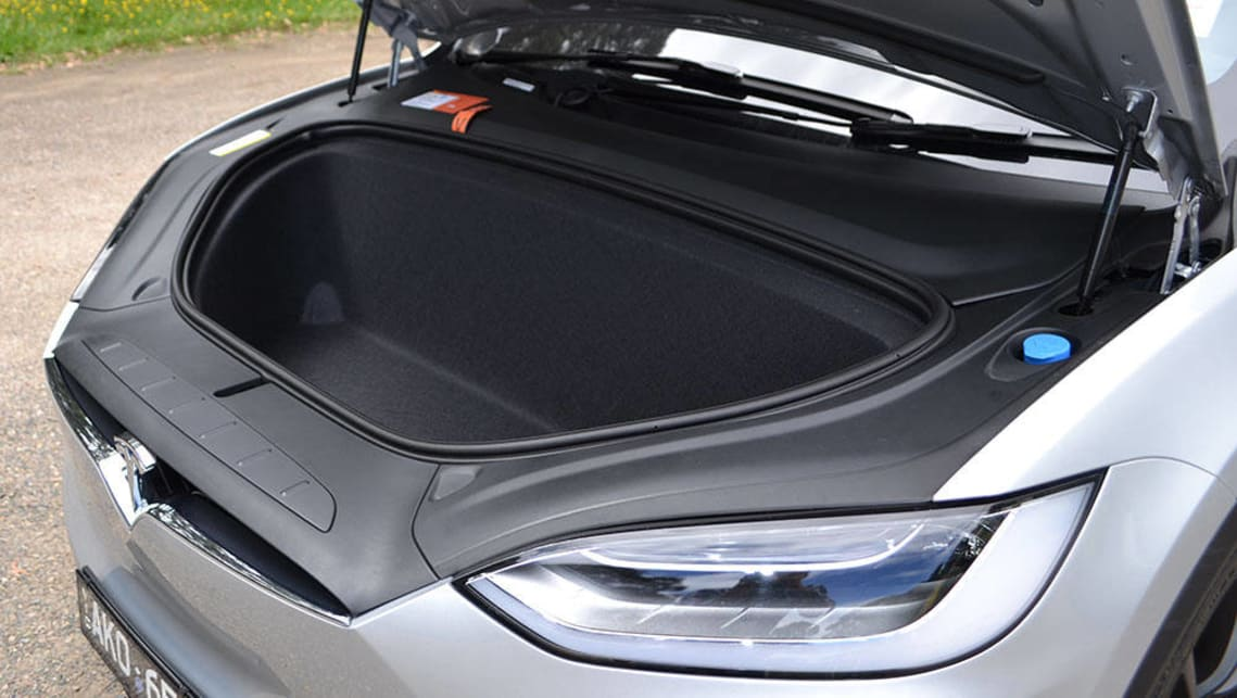 Tesla Model X 2017 Review Carsguide